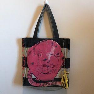 Andy Warhol Tote